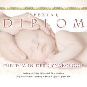 OGKA Diplom für TCM in der Gynäkologie, Geburtshilfe und Kinderwunsch